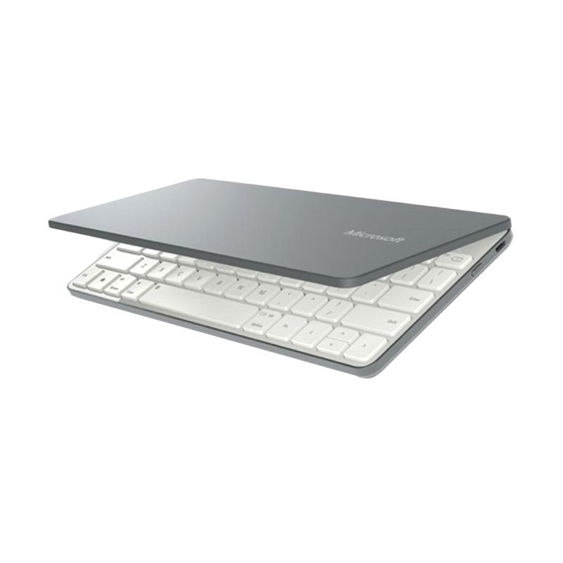 Microsoft Universal Mobile Grey Keyboard