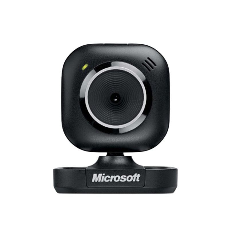 Microsoft VX-2000 Windows Black LifeCam