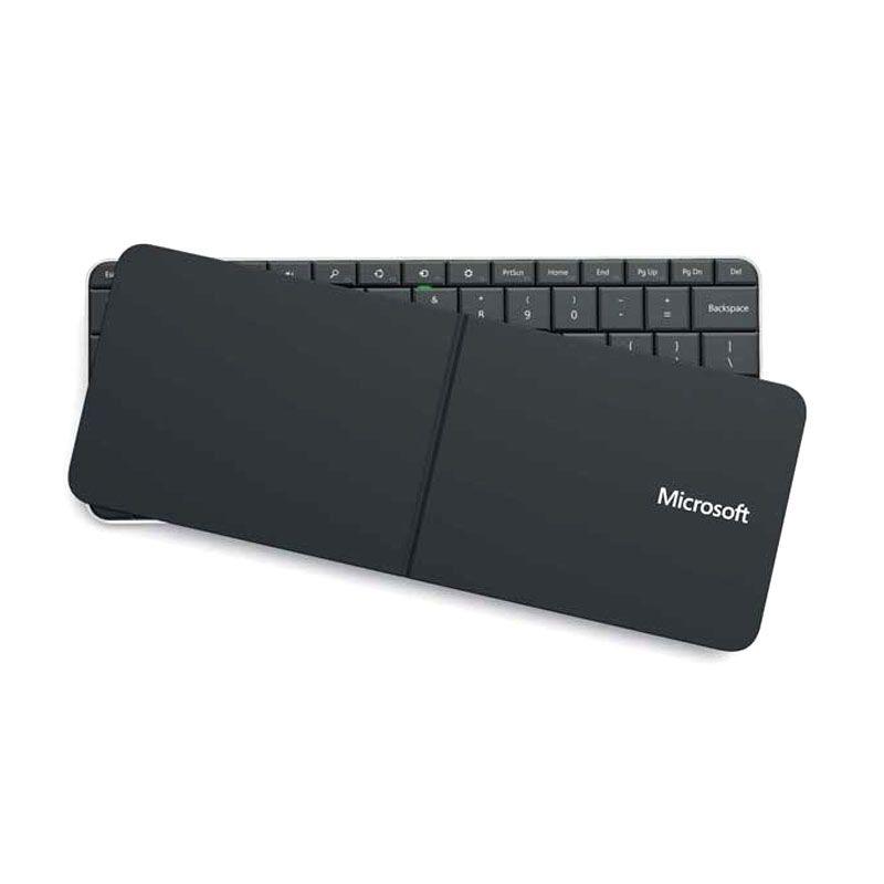 Microsoft Wedge Mobile Black Keyboard