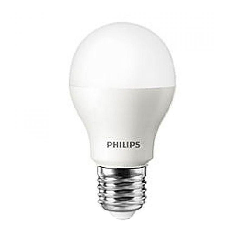 Philips LED Putih Lampu Bohlam [10.5 Watt]
