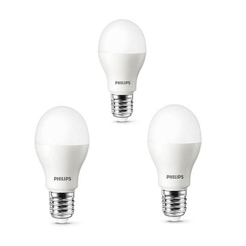 Philips Putih Lampu LED [10.5 Watt/3 Pcs]