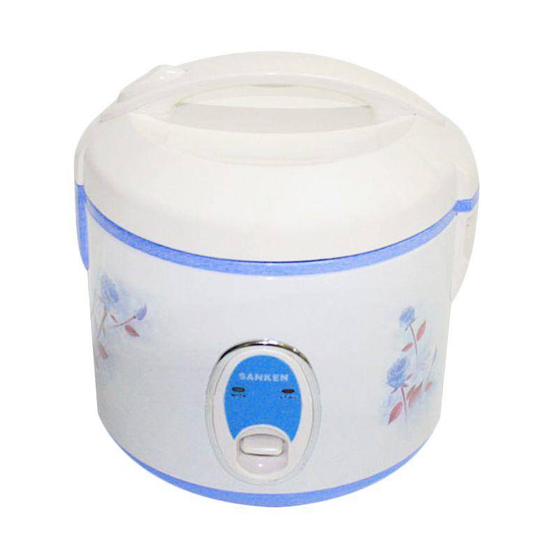 Sanken Supercom SJ-101 Putih Rice Cooker