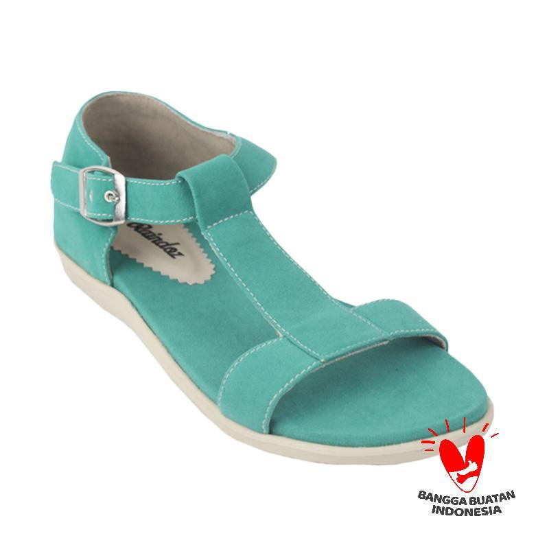 Raindoz Women RDM 004 Sandals Strap - Hijau