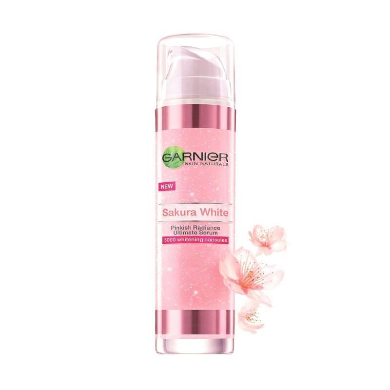 harga Garnier Sakura White Ultimate Serum [50 mL] Blibli.com