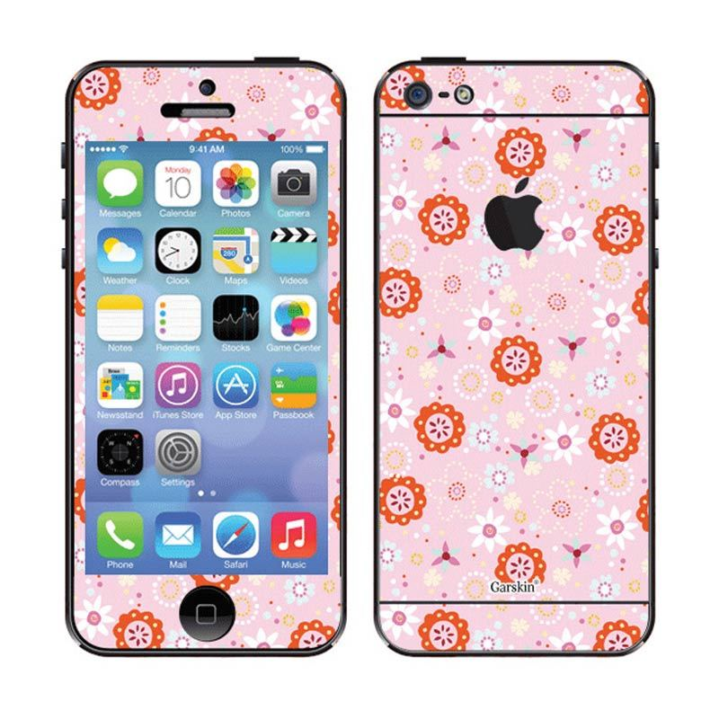 Garskin Abloomingdale Skin Protector for iPhone 5