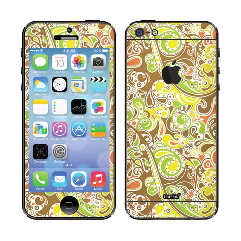 Garskin Capitol Skin Protector for iPhone 5