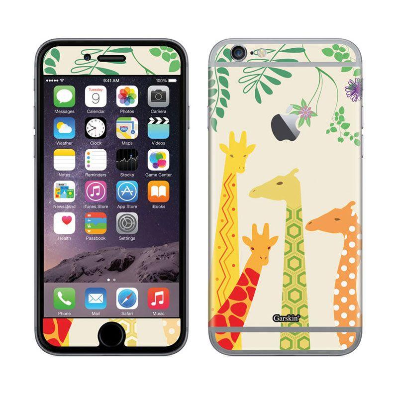 Garskin Giraffe Family Skin Protector for iPhone 6