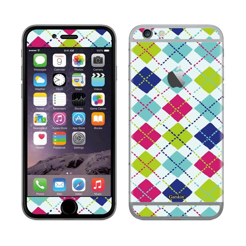 Garskin iPhone 6 - Happy