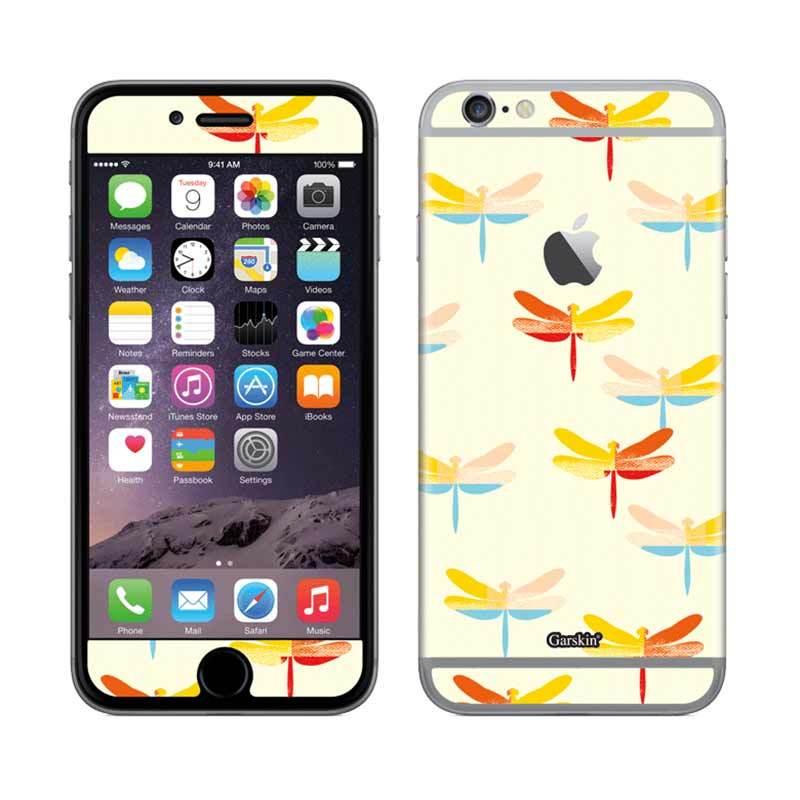 Garskin iPhone 6 - Dragonfly Summer