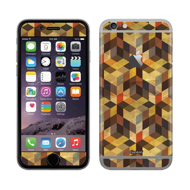 Garskin iPhone 6 - Kubik