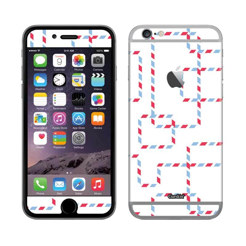 Garskin iPhone 6 - Letter Trace