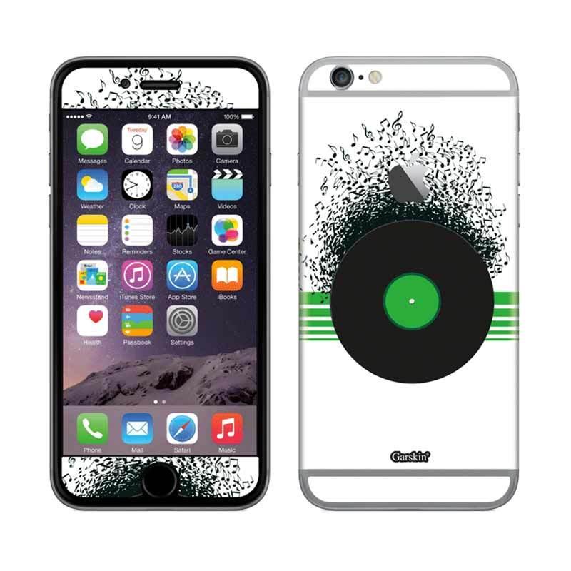 Garskin iPhone 6 - Mix Green Line
