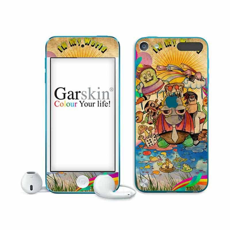 Garskin iPod Touch 5th Gen - In My World