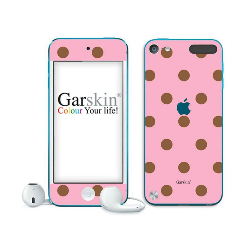 Garskin iPod Touch 5th Gen - Polkadot P&C