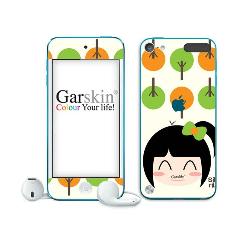Garskin iPod Touch 5th Gen - Sipirili On Summer Garden