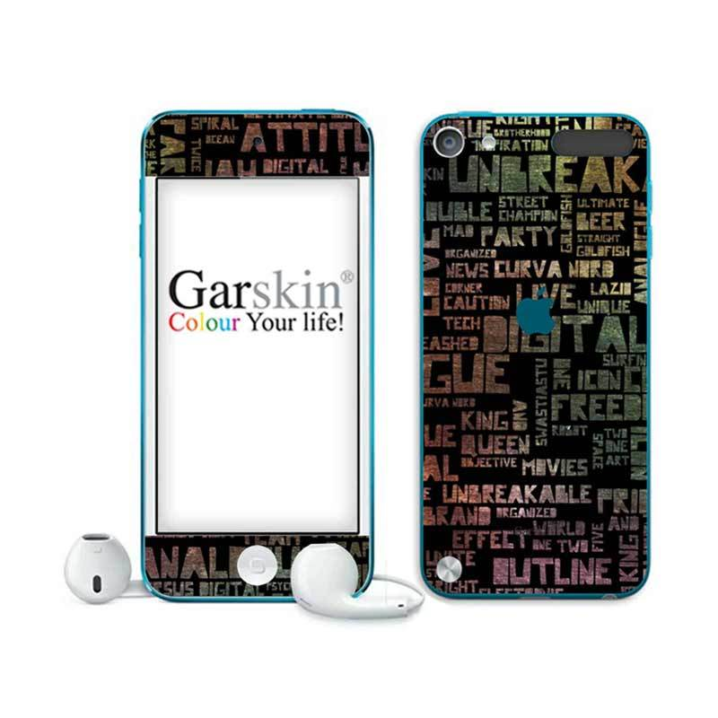 Garskin iPod Touch 5th Gen - Soul Black Pendulum