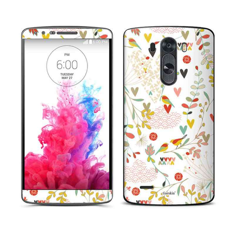 Garskin Sticker Skin LG G3 - Cindy Favorite