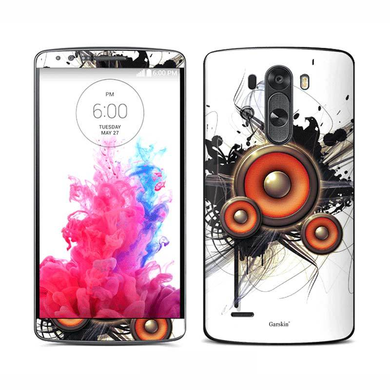 Garskin Sticker Skin LG G3 - Audial