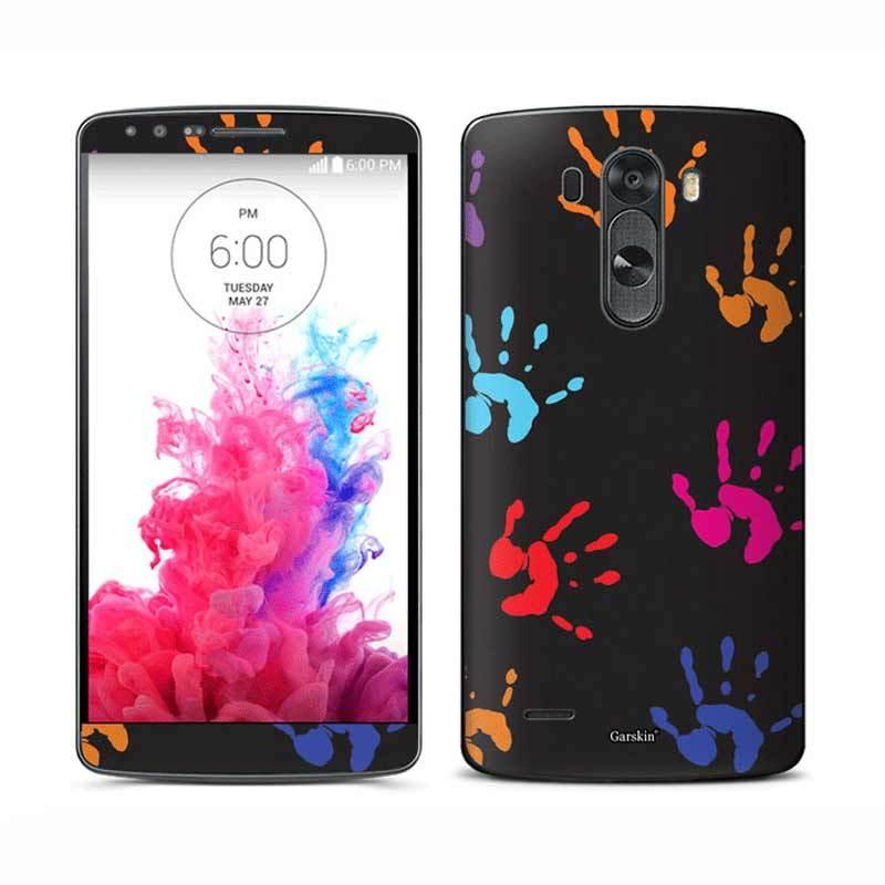 Garskin LG G3 Skin Protector - Palm Black