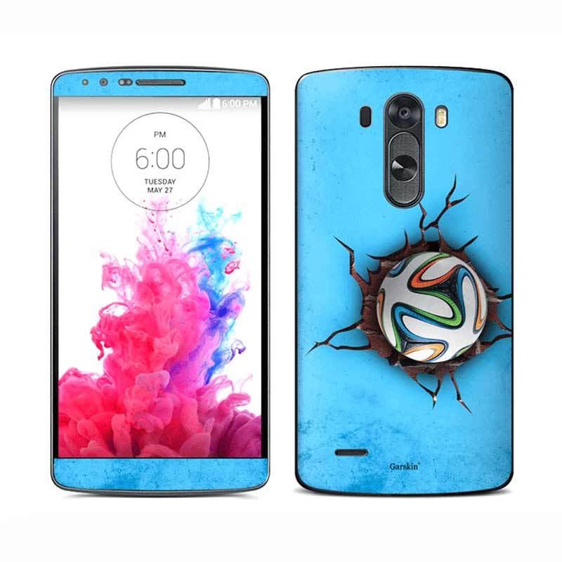 Garskin LG G3 Skin Protector - The Ball Blue
