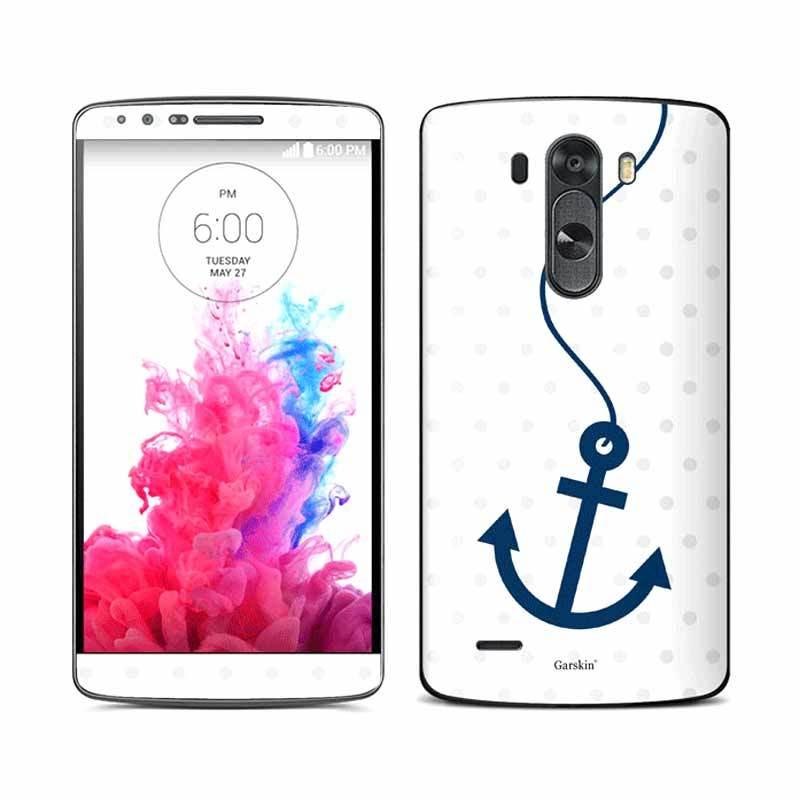 Garskin Sticker Skin LG G3 - Under Water White