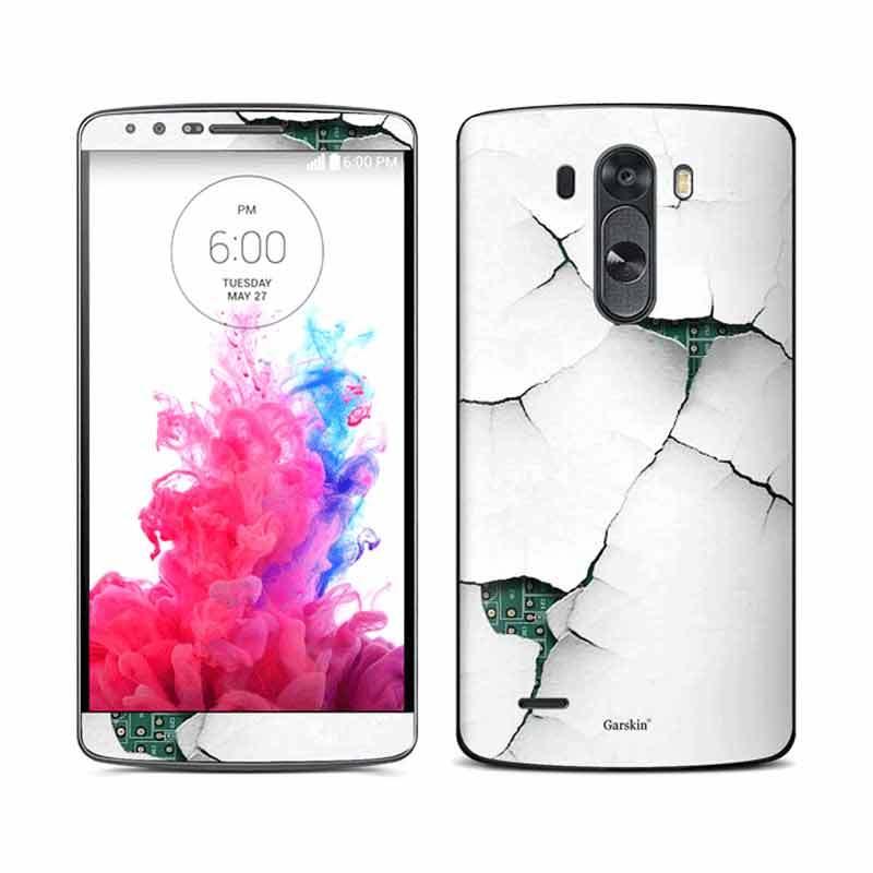 Garskin LG G3 Skin Protector - Wall Cracked