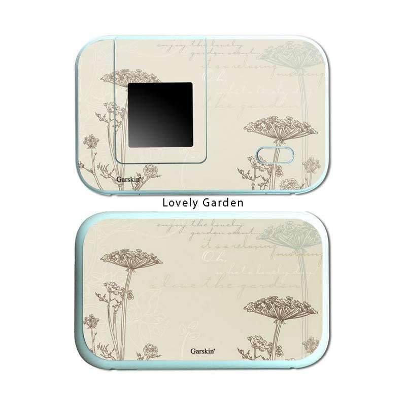 Garskin Modem Huawei - Lovely Garden E5372