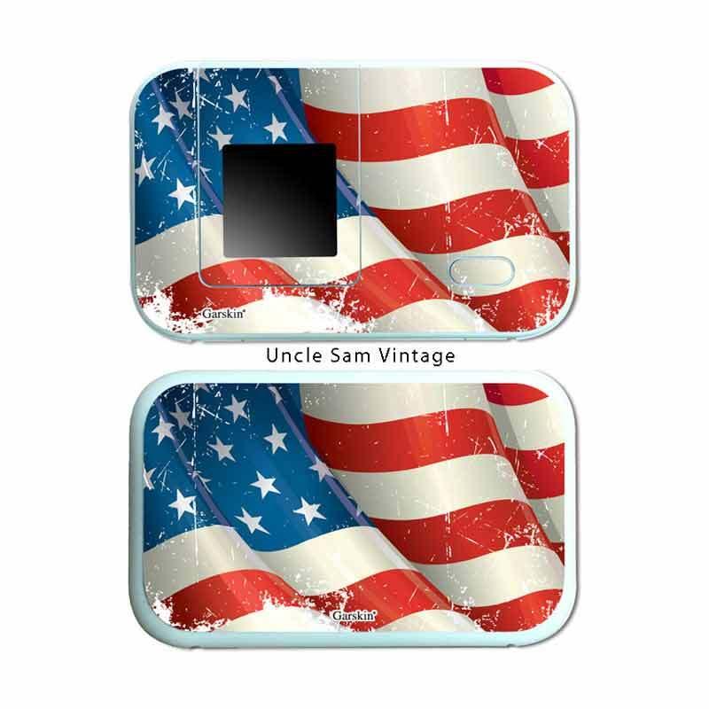 Garskin Modem Huawei - Uncle Sam Vintage E5372