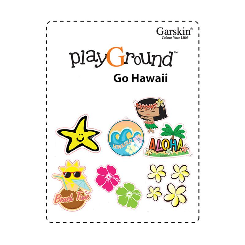 Garskin Playground Pack Go Hawaii