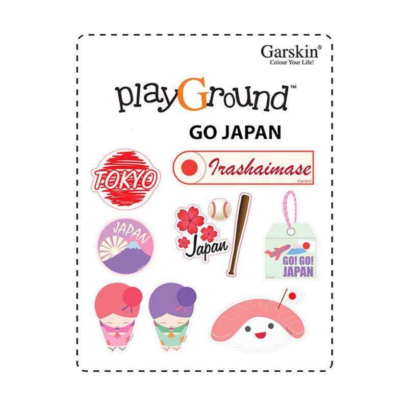 Garskin Playground Pack Go Japan