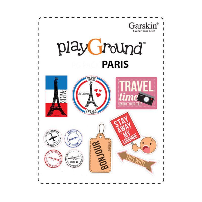 harga Garskin Playground Pack Paris Blibli.com