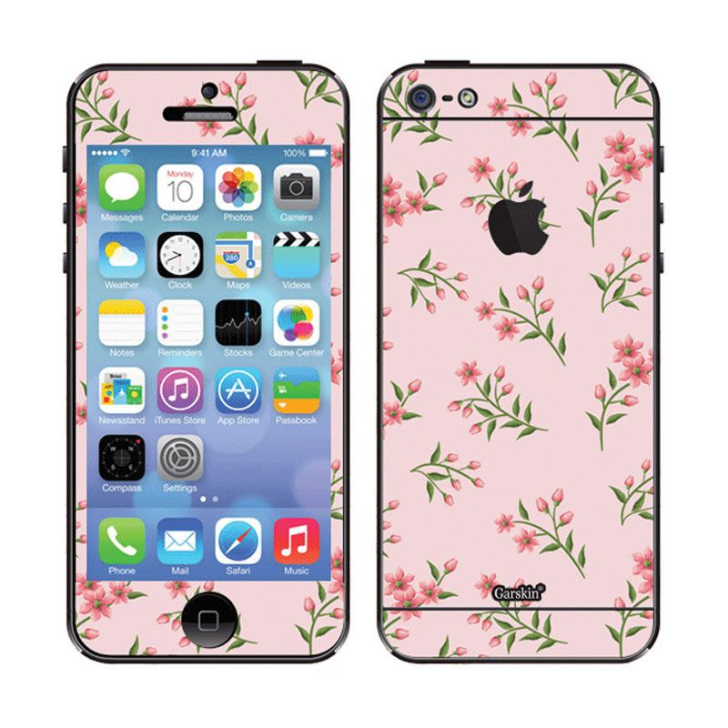 Garskin Rose Skin Protector for iPhone 5