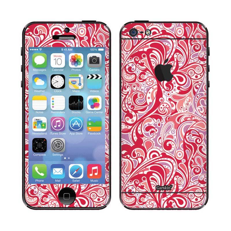 Garskin Shangrila Skin Protector for iPhone 5