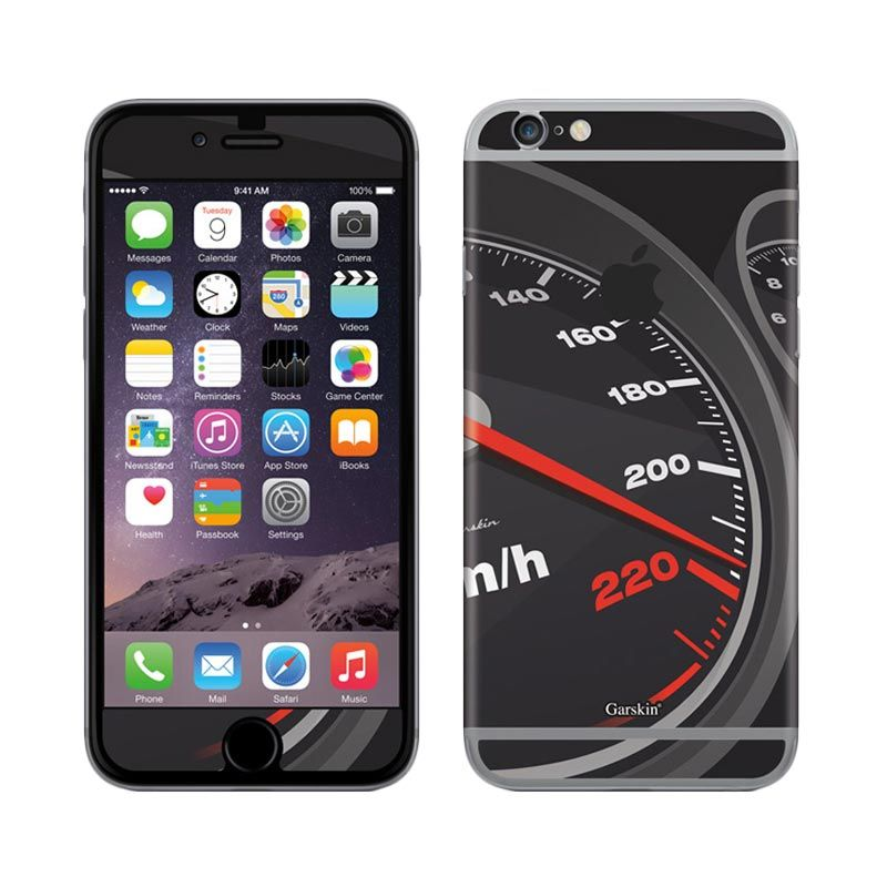 Garskin Speedometer Skin Protector for iPhone 6