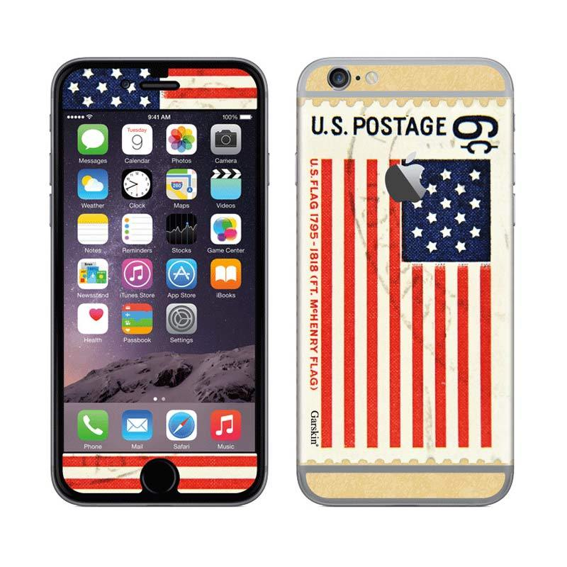Garskin US Postage Skin Protector for iPhone 6