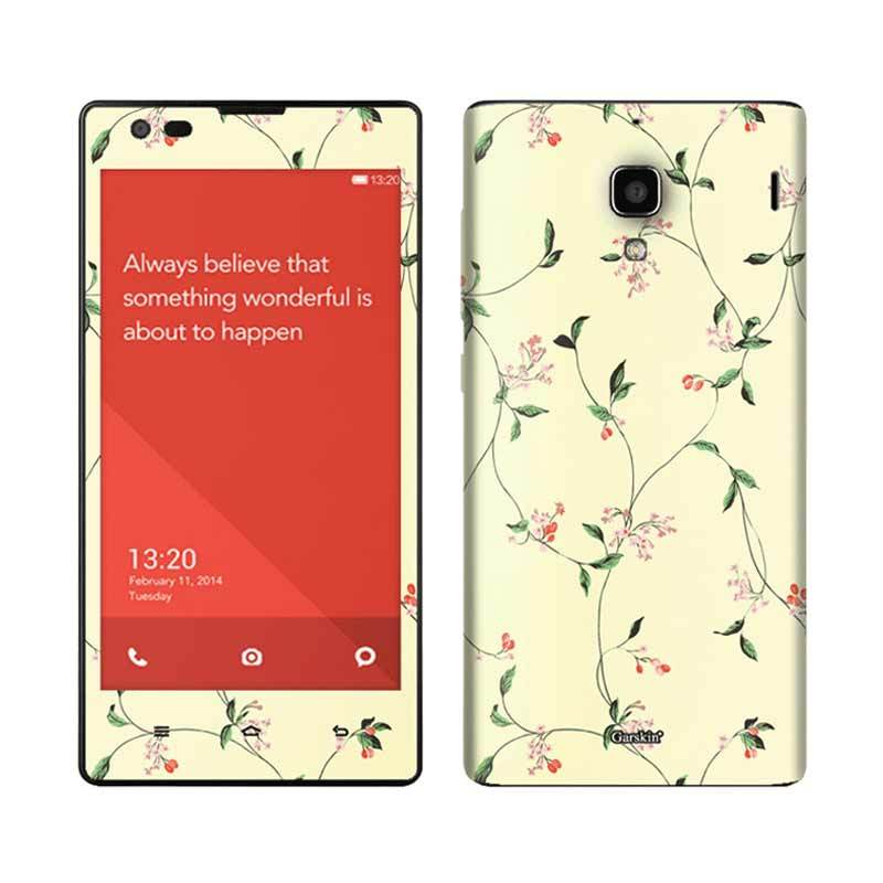 Garskin Xiaomi Redmi 1S - Gumamela