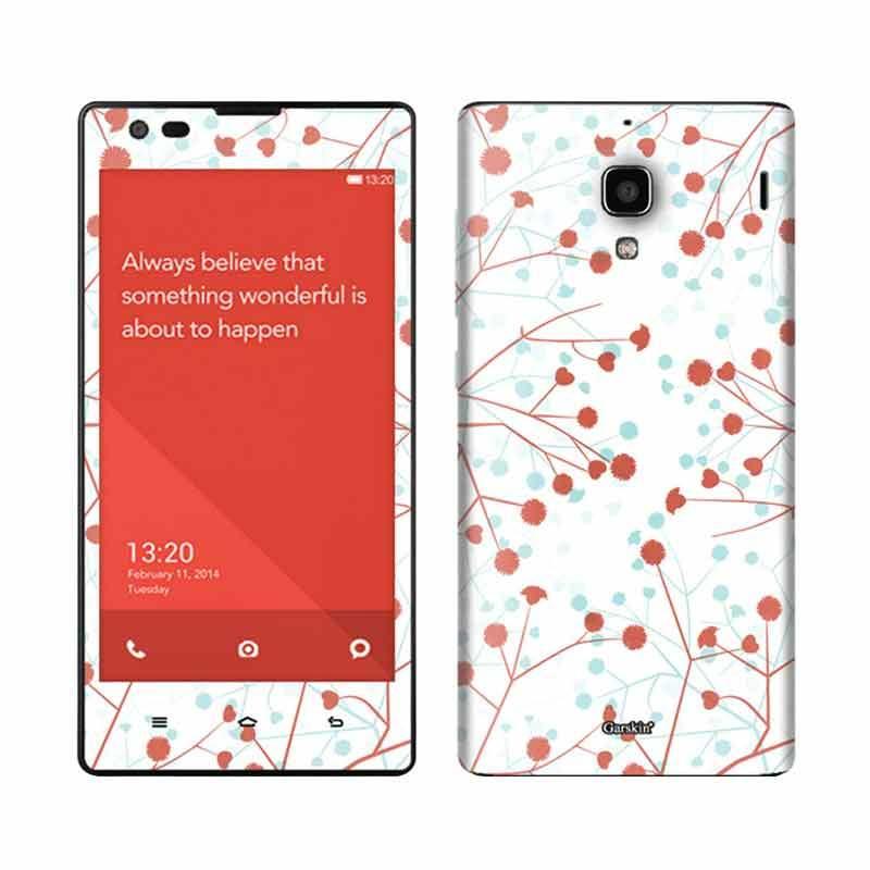Garskin Xiaomi Redmi 1S - My Garden