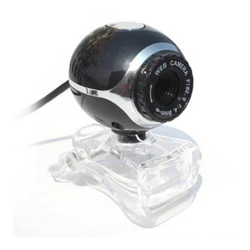 Snowwolf Bluebird M12 Black Mini Webcam