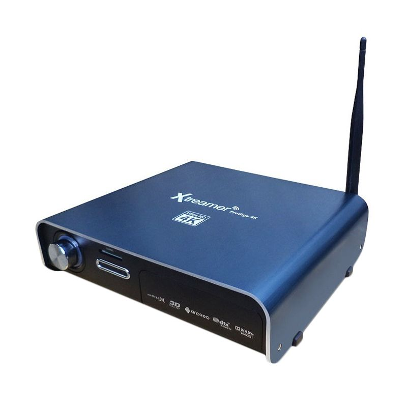 Xtreamer Prodigy 4K Dark Blue Digital Video Recorder