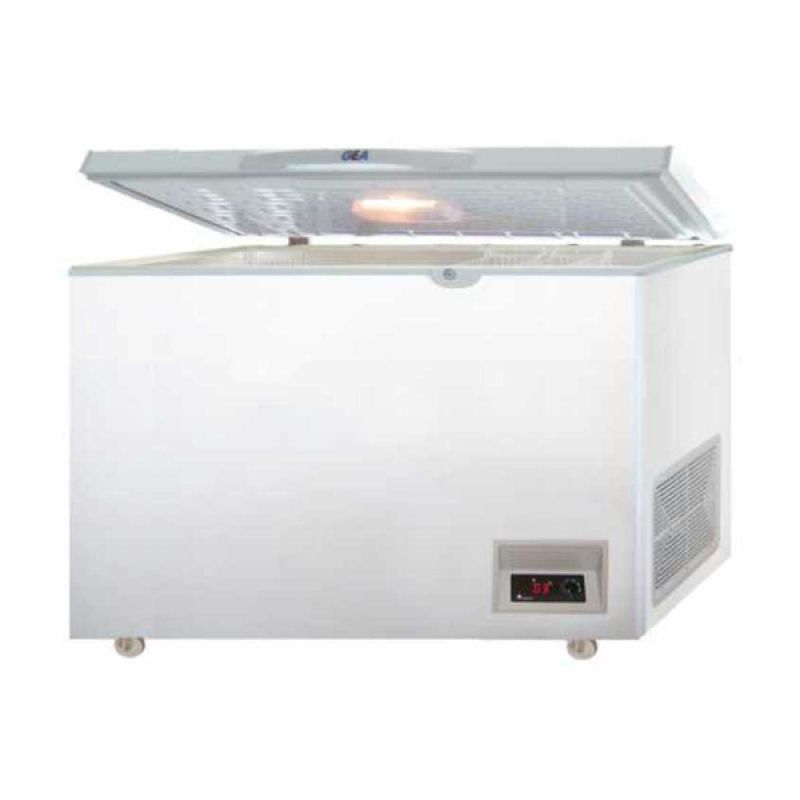 GEA/GETRA/RSA Chest AB-375LT Putih Freezer