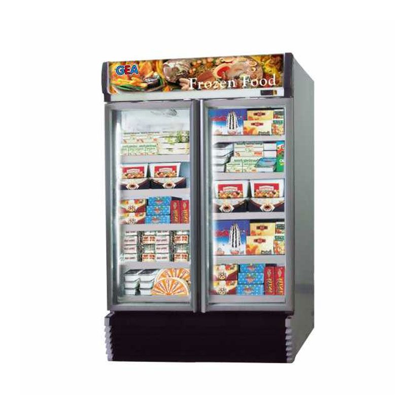 GEA/GETRA/RSA Expo-1000AL/CN Up Right Freezer