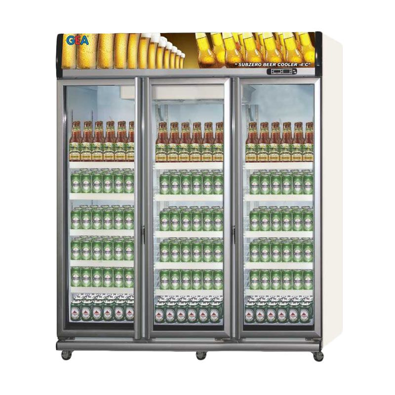 GEA/GETRA/RSA Expo-1500BC Beer Cooler