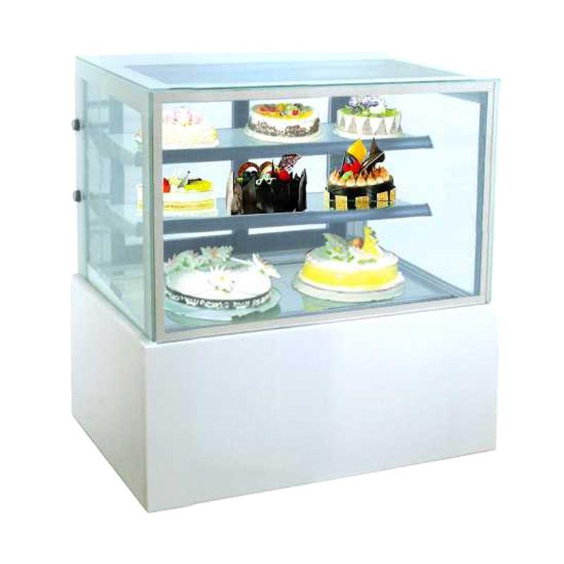 GEA/GETRA/RSA MM-730V Rectangular Cake Showcase Cooler