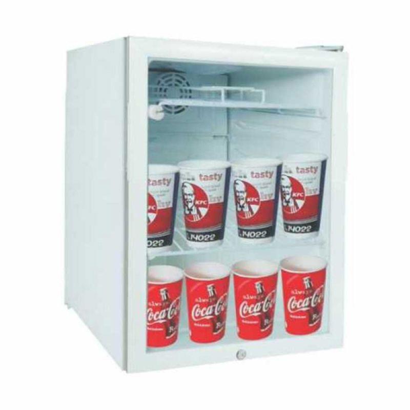 GEA EXPO-50 Showcase Display Cooler [50L] - Putih