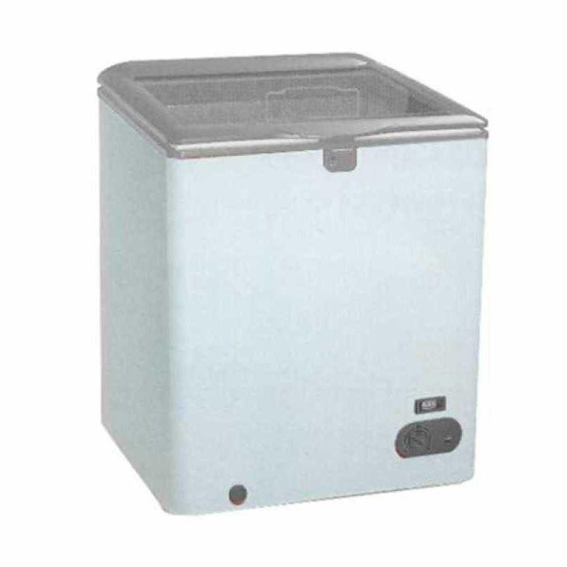 GEA/GETRA/RSA Lift-Up Glass Door Freezer Sd-100F Putih Freezer