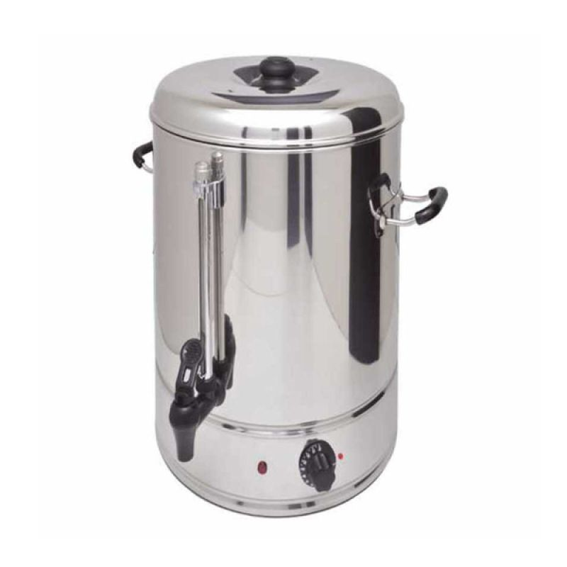 GEA/GETRA/RSA Commercial Equipment WB-30 Silver Water Boiler