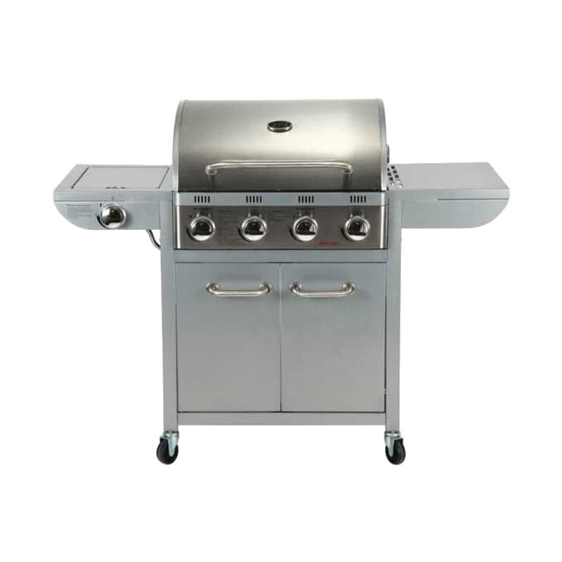 GEA/GETRA/RSA Gas Barbeque with Side Burner FH-12068-3 Alat Panggang