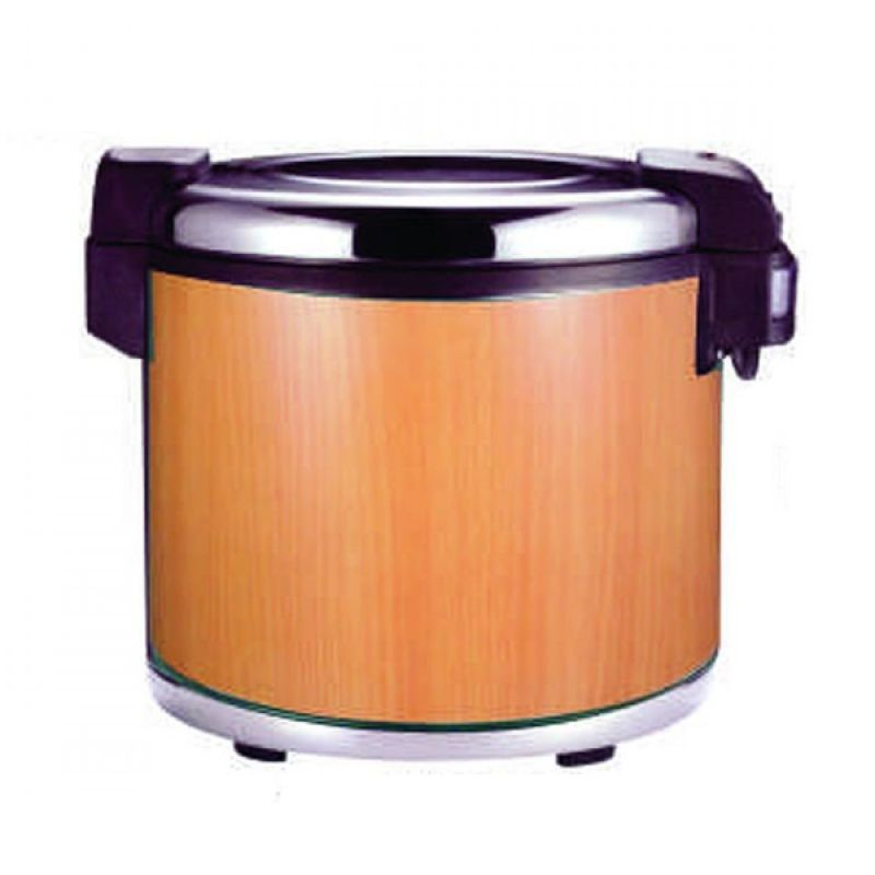 GEA/GETRA/RSA SHW-888 Wood Brown Rice Warmer Penghangat Nasi