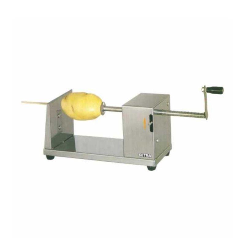 GEA/GETRA/RSA Tornado Manual ZY-PT100 Silver Potato Slicer