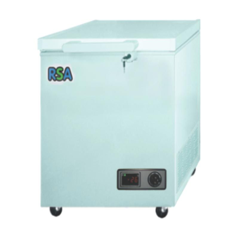 RSA Chest Freezer CF-100 [100 L] - Putih [JABODETABEK ONLY]
